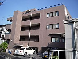 神奈川県横浜市神奈川区松ケ丘の賃貸マンションの外観