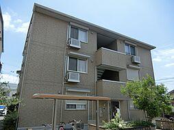 クロスロード2 B棟[1階]の外観