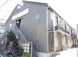 神奈川県横浜市鶴見区栄町通4丁目の賃貸アパートの外観
