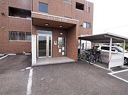 岐阜県美濃加茂市下米田町今の賃貸マンションの外観