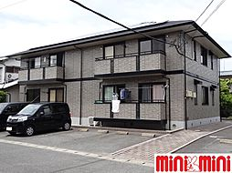 佐賀県佐賀市兵庫南1丁目の賃貸アパートの外観