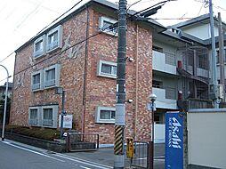 下加茂ハウス[2-F号室]の外観
