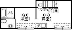 GURURI[3階]の間取り