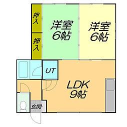 ひばりが丘駅 3.5万円