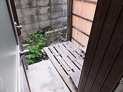 第2文化住宅[1階右2号室]の外観