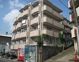 神奈川県横浜市神奈川区六角橋4丁目の賃貸マンションの間取り