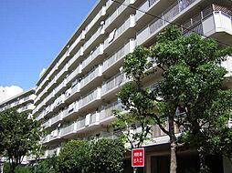 今津浜パークタウン12号(UR)[1階]の外観