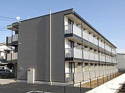 埼玉県八潮市大瀬の賃貸マンションの外観