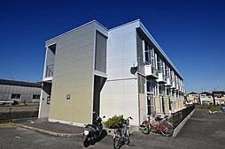 大阪府富田林市桜井町1丁目の賃貸アパートの外観