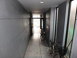 岐阜県岐阜市天池2丁目の賃貸マンションの外観
