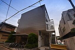 大阪府富田林市本町の賃貸マンションの外観