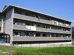 兵庫県姫路市夢前町菅生澗の賃貸マンションの外観