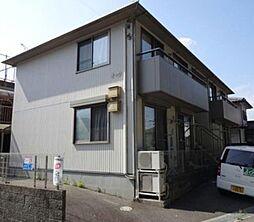 広島県呉市焼山桜ヶ丘3丁目の賃貸アパートの外観