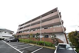 兵庫県伊丹市荻野1丁目の賃貸マンションの外観