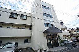 兵庫県川西市山下町2丁目の賃貸マンションの外観