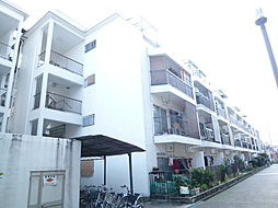 阪南グリーンハイツB棟[418号室]の外観
