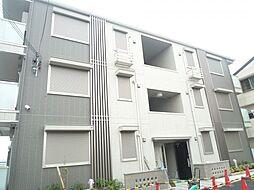 ウィステリア プレイス E・B・R[1階]の外観