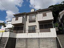 フラット八千代[2階]の外観