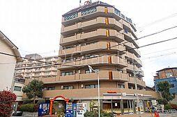ミッドガルド倉本[2階]の外観