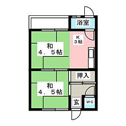 稲沢駅 3.5万円