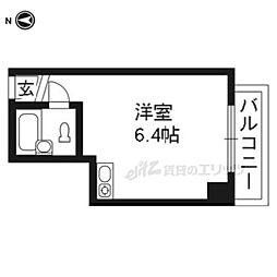 丹波口駅 3.3万円