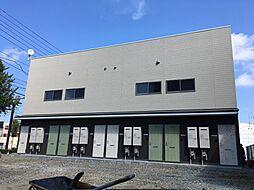 宮城県仙台市太白区柳生2丁目の賃貸アパートの外観