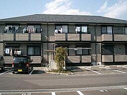 高知県高知市南久万の賃貸アパートの外観