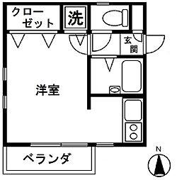 ひばりヶ丘駅 5.0万円