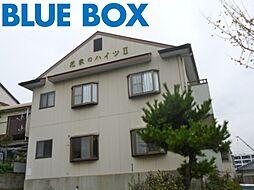 愛知県東海市加木屋町の賃貸アパートの外観