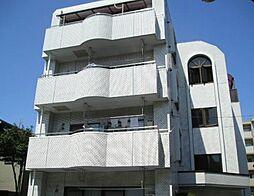 東京都調布市菊野台1丁目の賃貸マンションの外観