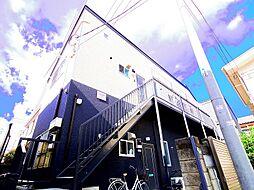 東京都練馬区大泉学園町4の賃貸アパートの外観