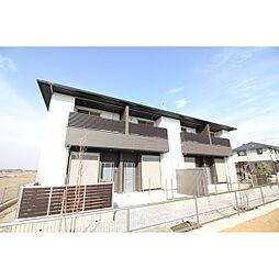 [テラスハウス] 茨城県つくば市研究学園3丁目 の賃貸【/】の外観