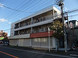 ベルメゾン本八幡[3階]の外観