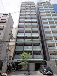 大阪府大阪市中央区南船場3丁目の賃貸マンションの外観
