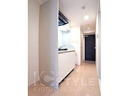 分譲プレサンス京都三条響洛[101号室]の外観