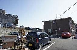 福岡県糟屋郡粕屋町長者原東4丁目の賃貸アパートの外観