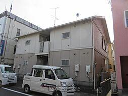 千代田グリーンハイツ[1階]の外観