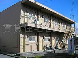 西岡アパートI[1階]の外観