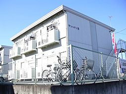 サンハイツB[101/202号室]の外観