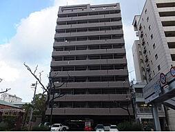 広島県広島市中区上幟町の賃貸マンションの外観