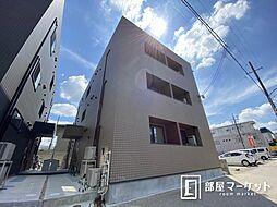 愛知環状鉄道 三河豊田駅 徒歩3分の賃貸アパート