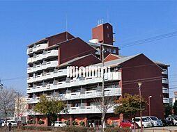 カーサフクシマB棟[6階]の外観