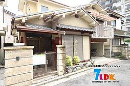 [一戸建] 奈良県橿原市土橋町 の賃貸【/】の外観