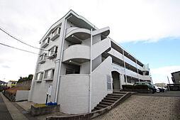 愛知県名古屋市名東区大針2丁目の賃貸マンションの外観