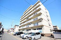 愛知県名古屋市港区惟信町2丁目の賃貸マンションの外観