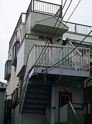 徳山コーポ bt[1階]の外観