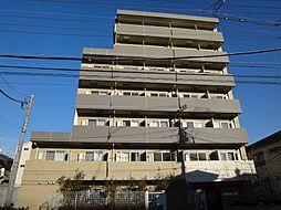 神奈川県川崎市川崎区京町1丁目の賃貸マンションの外観