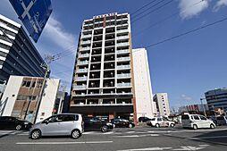 ギャラクシー県庁口[9階]の外観