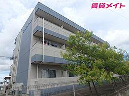 フィルネット松阪[1階]の外観