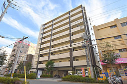 アーバンフラッツ新大阪2[3階]の外観